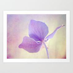 On My Own Art Print by Ally Coxon - $20.00