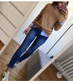 blue outfit casual - blue outfit - blue outfit aesthetic - blue outfits for women - blue outfit summer - blue outfit casual - blue outfit winter - blue outfit korean - blue outfit men Casual Work Outfits, Business Casual Outfits, Mode Outfits, Office Outfits, Work Casual, Chic Outfits, Casual Chic, Fall Outfits, Fashion Outfits