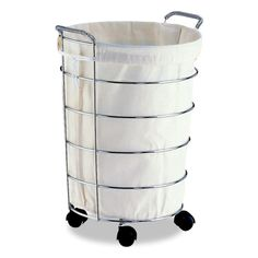 Foldable Round Home Organizer Cotton Storage Baskets Bag For Baby Nursery,toys,laundry,baby Clothing Unequal In Performance Foldable Storage Bags
