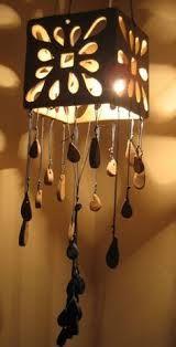 Resultado de imagen para luminarias cerámica