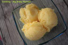 Sorbetto al passion fruit - Gateaux & Macarons