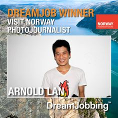 Don't miss winner Arnold Lans gorgeous photography and updates from his incredible adventures in Norway! Axs Tv, Visit Norway, Dream Job, Us Travel, North America, Canada, The Incredibles, Adventure, Mens Tops