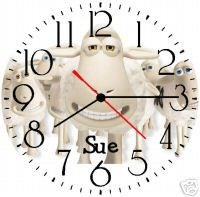 Always fighting sleep...Think I need a Serta Sheep Clock, it will at least keep me amused as I watch the time tick away!