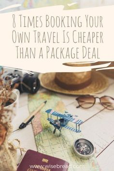 8 Times Booking Your Own Travel Is Cheaper Than a Package Deal Travel Advice, Travel Guides, Travel Tips, Travel Articles, Travel Destinations, Travel Route, Travel Usa, Cheap Travel, Budget Travel