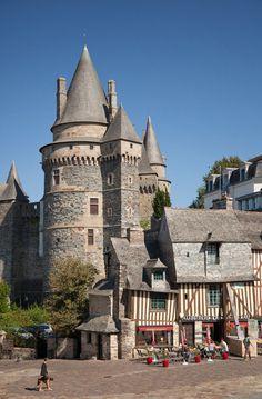 Pueblos para visitar en la Bretaña francesa