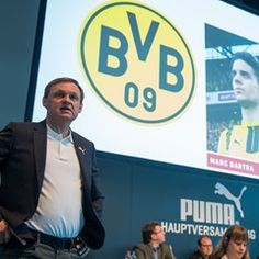 Managing Director Bjoern Gulden speaks about the explosions that hit the BVBteam bus