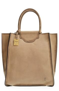 Frye+'Bianca'+Leather+Tote