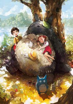 Anime Artworks by Gilang Andrian   InspireFirst via PinCG.com