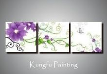 Beige canvas white flowers knife oil painting gray canvas wall art beige canvas white flowers knife oil painting gray canvas wall art bottle stickers old newspapers retro home decorchina mainland painting 3 mightylinksfo