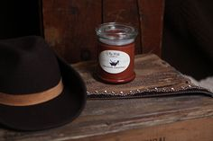 Genuine Leather 12 Oz Candle by BigWhiffCandleCo on Etsy https://www.etsy.com/listing/218070365/genuine-leather-12-oz-candle