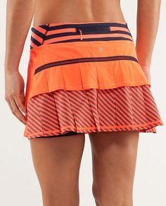 RUN:Pacesetter Skirt*R