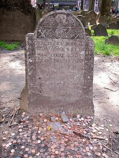 Mother Goose's Grave
