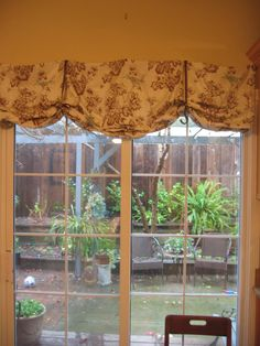 for sliding glass doors love the curtain style for kitchen windows