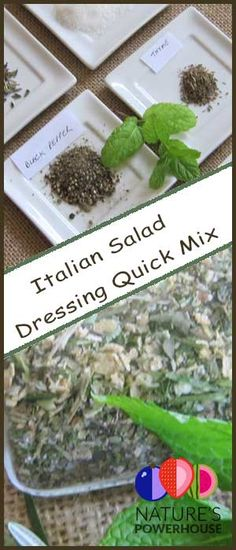 This mix is ideal for making a quick dressing with all the authentic taste of fresh italian salad dressing. Just add to oil, vinegar and water whenever you need to spice up a salad. Vinegar And Water, Italian Salad, Salad Dressing, Spice Things Up, How To Dry Basil, Green Beans, Make It Simple, Spices, Herbs