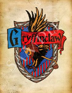 This is the Front of the Gryffinclaw postcard! Come check it out on Etsy! www.etsy.com/ship/CrestCrossed
