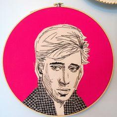 "365 LUCKY DAYS Nicolas Cage, ""Valley Girl""."