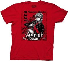 I found 'Vampire Knight Zero T-shirt' on Wish, check it out!