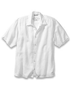 Shop The Finest Men's Linen Shirts And More From Tommy Bahama's Official Site.