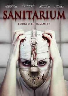 """A malevolent doctor (Malcolm McDowell) presides over the tormented souls locked-up in an asylum where """"reality"""" has a meaning all its own in this horror triptych featuring Robert Englund, Lou Diamond"""