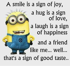 Minion Humour, Funny Minion Memes, Minions Quotes, Image Minions, Minions Love, Minions Minions, Happy Minions, Minions Cartoon, Minions Images