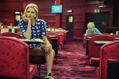 Lara Stone Brings Fashion to the Bingo Hall for Ponystep