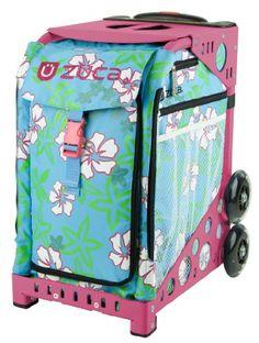 a1a2c5e185 ZUCA Bag Jamaica Insert   Pink Frame w  Flashing Wheels A true all-around  athlete