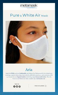 c1e588490b4 Pure   White Air Mask Air Pollution