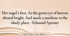 Edmund Spenser Quotes About Great - 31658