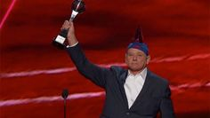 Bill Murray Makes Hilarious Surprise Appearance At The ESPYs & Fans Can't Get Enough https://tmbw.news/bill-murray-makes-hilarious-surprise-appearance-at-the-espys-fans-cant-get-enough  Chicago Cubs super fan Bill Murray made a surprise appearance at the 2017 ESPY Awards to celebrate his team's historic World Series win. We've got the details on how fans went crazy for the beloved actor.Bill Murray is STILL celebrating the Chicago Cubs taking home their first World Series win in over a…