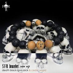 Skull Bracelet, Lava, Skulls, Food, Meal, Essen, Hoods, Meals, Eten