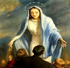 Total Consecration of oneself to Jesus Christ, Wisdom Incarnate, through the hands of Mary according to St. Louis Marie de Montfort: D. Blessed Mother Mary, Blessed Virgin Mary, Mother Mother, Catholic Art, Religious Art, Roman Catholic, Catholic Traditions, Queen Of Heaven, Religious Pictures