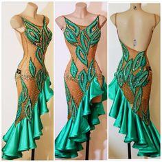"""485 Likes, 4 Comments - BALLROOM DRESSES & SUITS (@vakhner_design) on Instagram: """"#vakhner_design for @lyolya_319 """""""