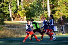 Team America 96 (TAFC96) vs BFC Barca 96 Elite (NCSL U18/U19 Division 1, October 5, 2014) - Daniel Burnside #3, Brodie Edgerton #6, Maurice Martinez #21