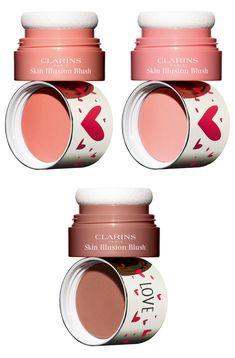 Clarins Spring 2017 arrives this week with a new delightful Skin Illusion Blush that brings back to days of old. Anyone remember Lorac's very fun Cheek Sta