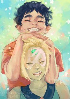 The crystal gems and their Steven | - love breaks my bones