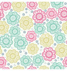 Illustration about Floral seamless pattern. Endless texture can be used for printing onto fabric and paper or scrap booking. Illustration of natural, blossom, summer - 41844315 Textures Patterns, Print Patterns, Fabric Paper, Floral Illustrations, Paper Background, Pattern Paper, Pattern Wallpaper, Scrapbook Paper, Printing On Fabric