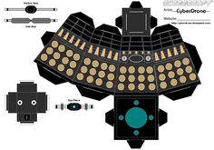 Classic Dalek 4 by ~CyberDrone on deviantART