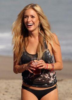Kristin Cavallari...Loved her and her attitude since laguna beach. She is gorge!
