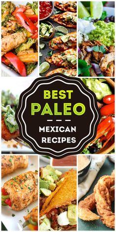 Paleo Mexican Recipes