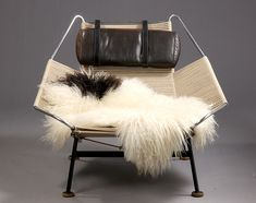 PP 225 / Flag Halyard Chair Design: Hans J. Wegner