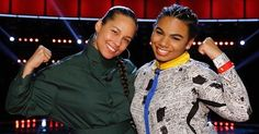 😀😀 The two-night #VoiceFinale event begins in less than 24 HOURS.  #TeamAlicia #TheVoice
