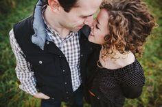 Unique couples photography. Unique engagement photos. Nashville engagement. Curly hair.