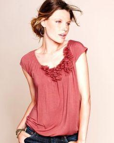 Juliette Knit Top