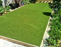 At Artificial Grass Queensland we supply and install only the highest quality Synthetic Grass. Check out our website to see and feel the difference in using our Synthetic Lawn Products. Synthetic Lawn, Stepping Stones, Grass, Sidewalk, Outdoor Decor, Herb, Artificial Turf, Grasses, Pavement