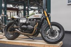Bike Shed London 2016 / TRIUMPH