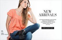 News! See By Chloe, Shop Now, News, Shopping, Women, Fashion, Moda, Fashion Styles, Fashion Illustrations