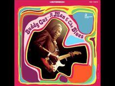 Slow Blues: Buddy Guy - Sweet Little Angel