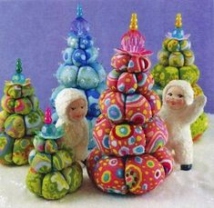 Cream Puff Christmas Tree – Quilting Books Patterns and Notions