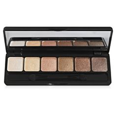 e.l.f. Studio Prism Eyeshadow: natural, everyday look! Get 5% cash back http://www.studentrate.com/all/get-all-student-deals/e-l-f---Cosmetics-Student-Discounts--/0