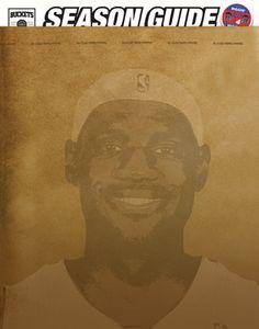 PREMIERE: BUCKETS Magazine - The Official 2013-2014 NBA Season Guide